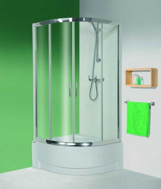 Wybieramy kabinę prysznicową: praktyczne rozwiązania