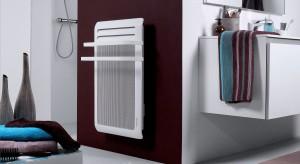 Ciepło i sucho w łazience (grzejnik, który sam się wyłączy podczas wietrzenia)