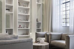 Fantini Milano - showroom, w którym poczujecie się jak w domu