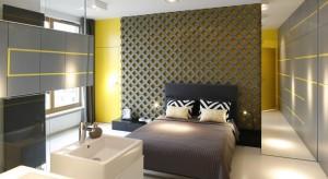Łazienka z sypialnią: 5 propozycji projektantów