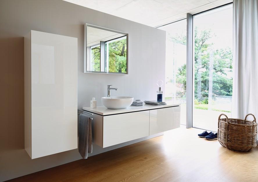 Nowoczesne meble łazienkowe: 10 modnych kolekcji