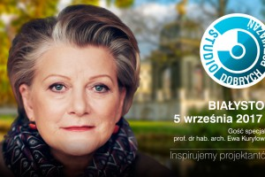 Ewa Kuryłowicz gościem SDR Białystok