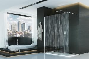 Kabina typu walk-in: 10 modeli do nowoczesnej łazienki