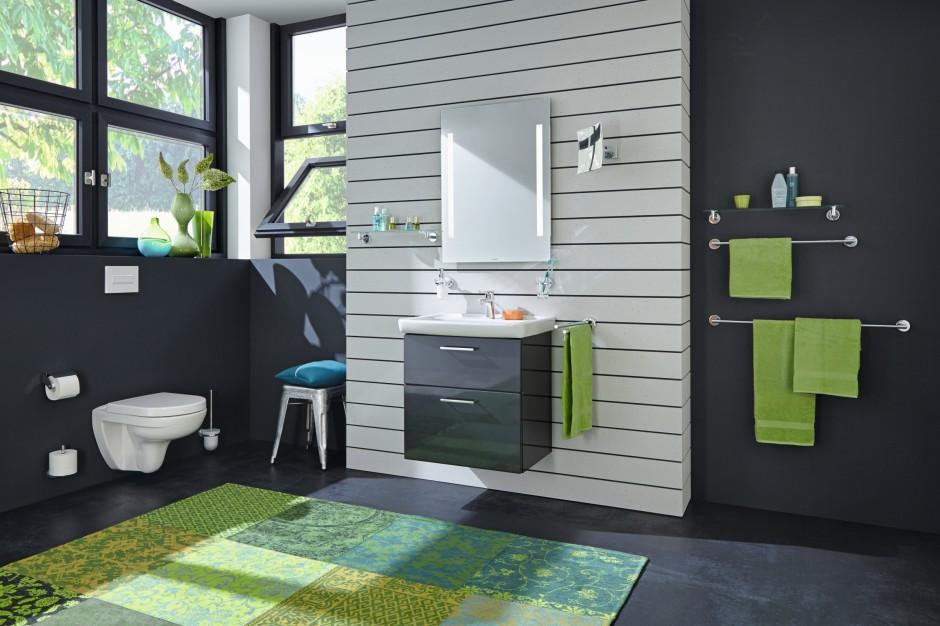 Aranżacja łazienki: kompletna seria wyposażenia