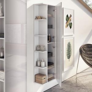 Meble łazienkowe: nowa kolekcja w stylu skandynawskim