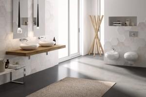 Aranżacja łazienki: kompletne zestawy ceramiki sanitarnej