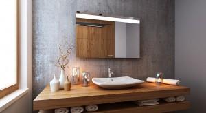 Nowoczesne lustro: 5 modeli zintegrowanych z oświetleniem