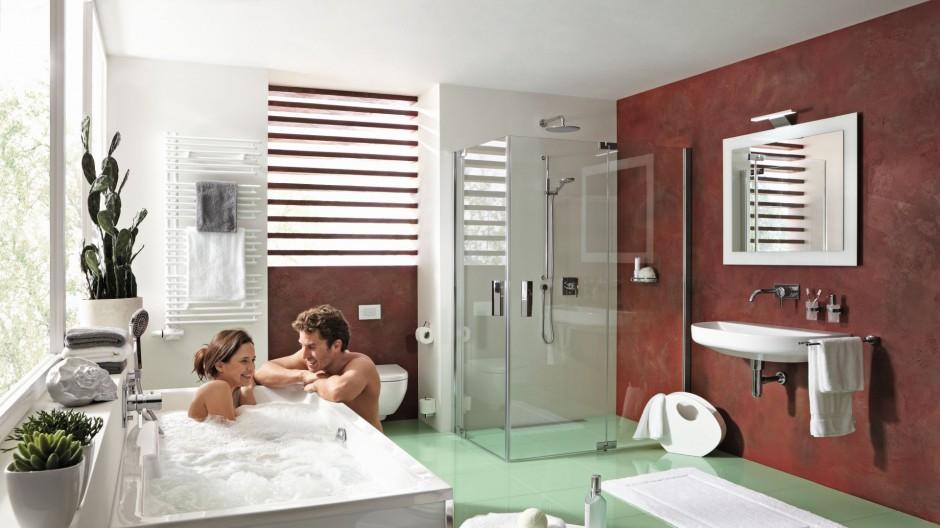 Aranżacja łazienki: wybierz serię dla wymagających