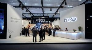Co na ISH zaprezentowało Keuco?