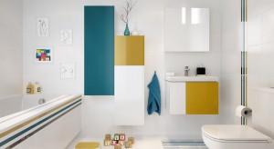 Łazienka w kolorach lata: pakiet zdjęć