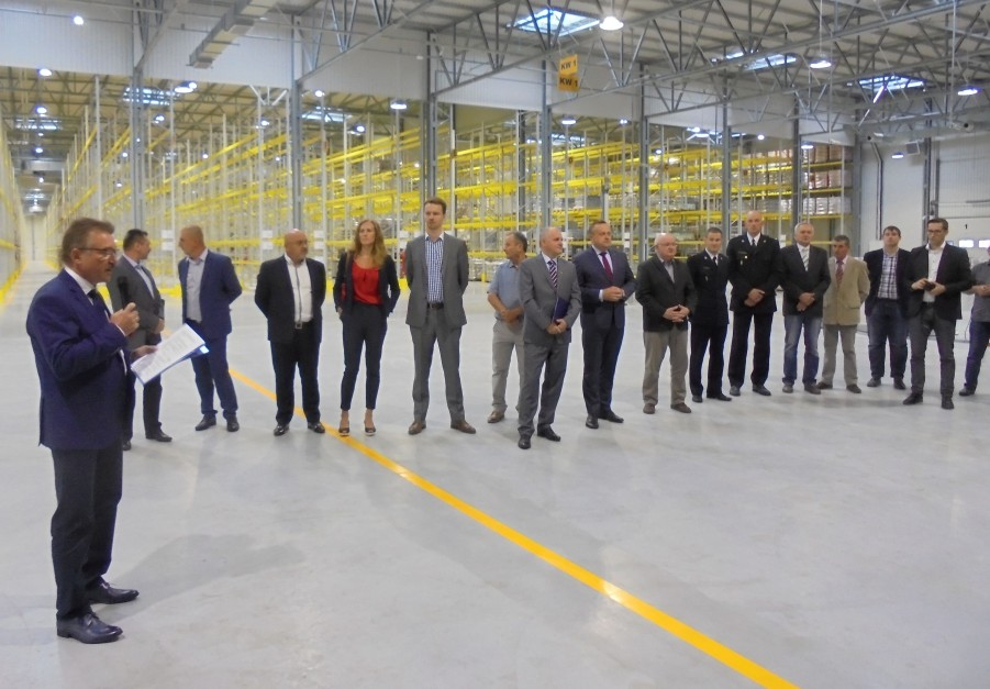 PSB z nowym Centrum Logistycznym na Pomorzu
