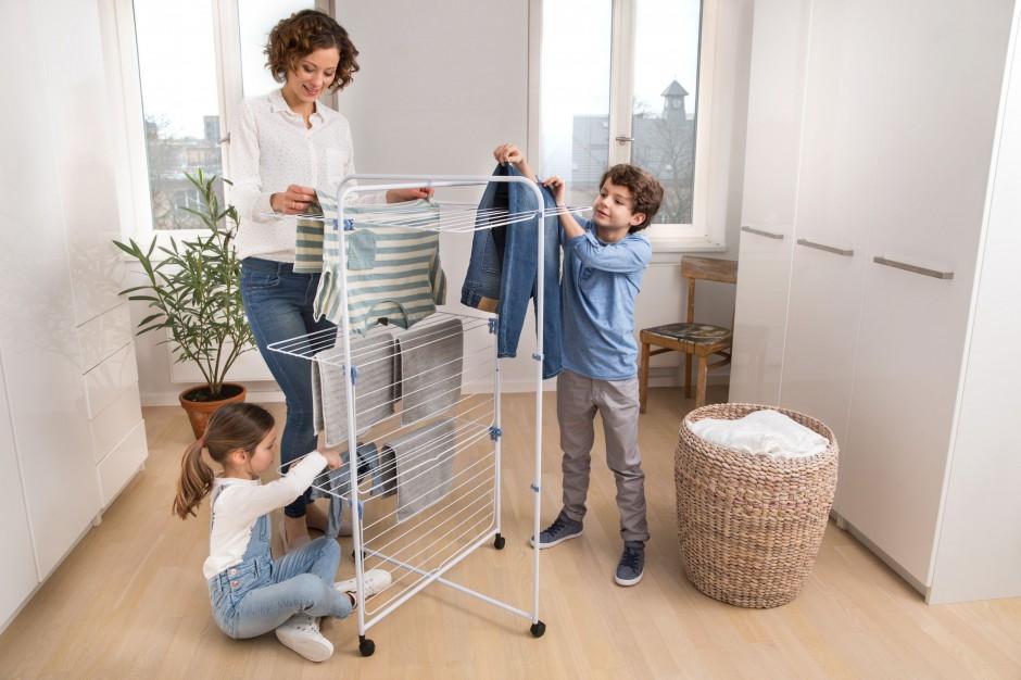 Suszarki do prania: wybierz swój model
