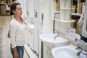 [Raport GUS] Spadek produkcji w głównych segmentach wyposażenia łazienkowego