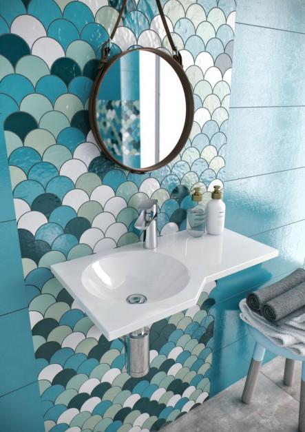 Bardzo mała łazienka: 3 modele umywalek