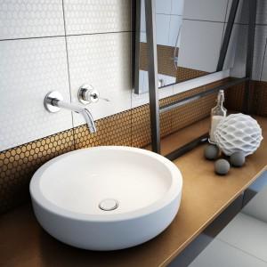 Bateria umywalkowa: 3 modele podtynkowe