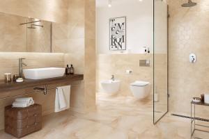Mozaika w łazience: zobacz nowoczesne interpretacje