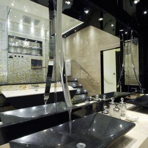 Pływająca armatura marki Graff (łazienka na luksusowym jachcie)