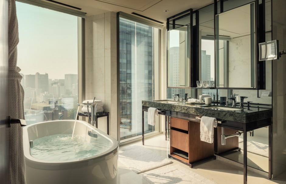 Produkty Kaldewei w hotelu Four Seasons w Seulu