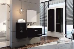 Podwieszane meble łazienkowe: 10 modnych kolekcji