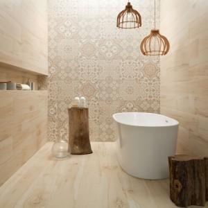 Płytki ceramiczne: 10 kolekcji jak drewno