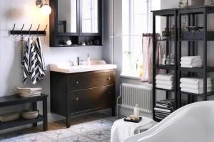 Meble łazienkowe: 3 kolekcje na nóżkach