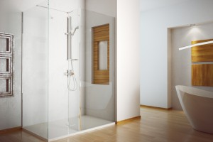 Kabina prysznicowa: 10 modeli typu walk-in