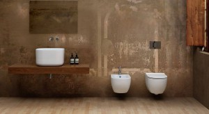 Ceramika sanitarna: minimalistyczne seria umywalek