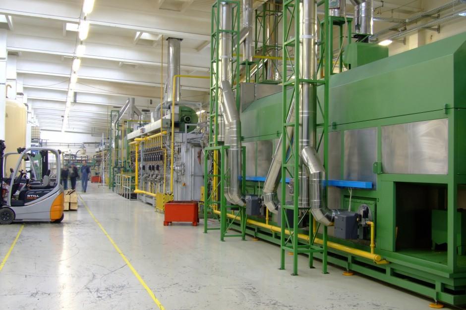 Chiny inwestują w automatyzację fabryk