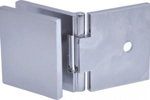 CDA Polska oferuje nową kolekcję okuć do kabin prysznicowych