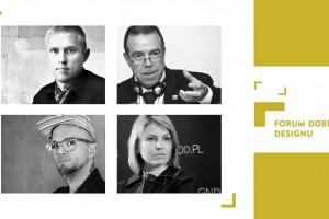 Forum Dobrego Designu: poznaj naszych gości specjalnych