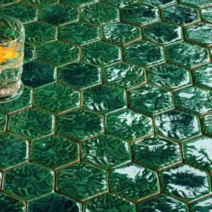 Butelkowa zieleń - jesienny hit aranżacyjny