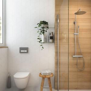 Natynkowy zestaw prysznicowy z deszczownią: 3 modele z polskich sklepów