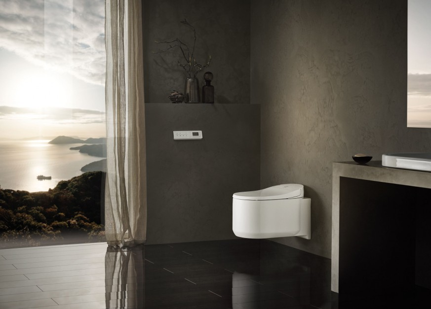 Nowoczesna łazienka: postaw na toaletę myjącą