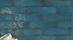 Kolorowe płytki ceramiczne: 5 kolekcji