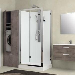 Mała łazienka: postaw na wielofunkcyjne wyposażenie