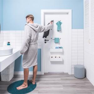 5 pomysłów na przechowywanie w łazience