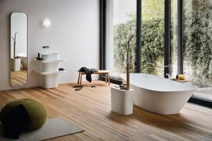Trend na naturę: łazienka zainspirowana przyrodą