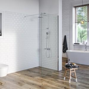 Prysznic bez brodzika – czy warto?