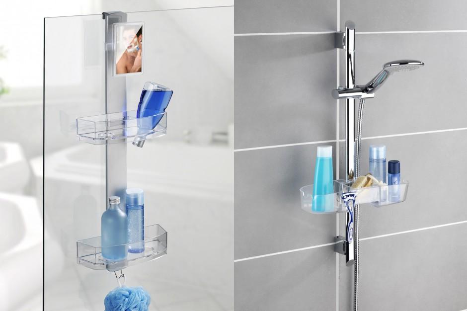 Akcesoria łazienkowe: pomysłowe i proste w montażu