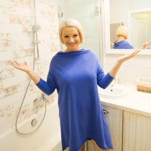 Ceramika Paradyż i Dorota Szelągowska remontują łazienkę