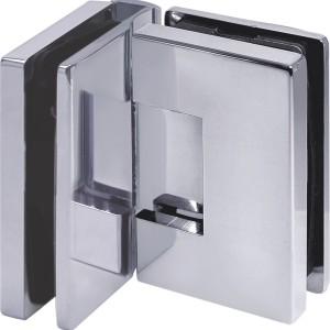 Mała łazienka: postaw na szkło