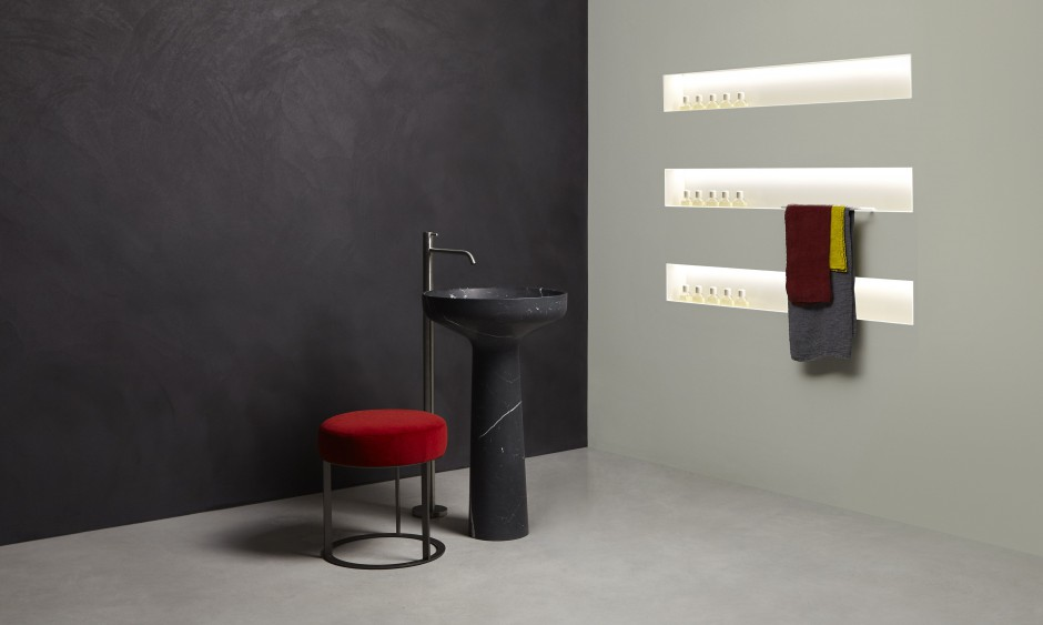 Design w łazience: niezwykłe modele wolno stojących umywalek
