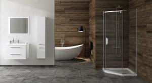 Mała łazienka: wybierz kabinę pięciokątną