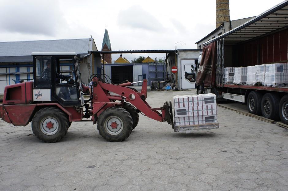 Tubądzin dostarczył płytki dla gminy dotkniętej sierpniową nawałnicą