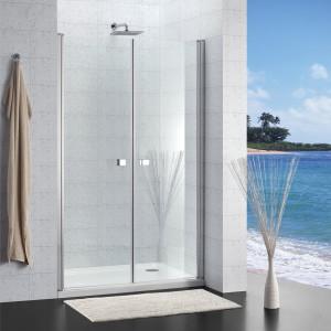 Strefa prysznica: nowa seria kabin