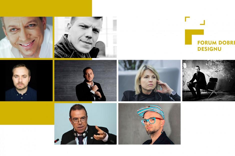 Forum Dobrego Designu: kto weźmie udział w tegorocznej edycji?