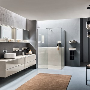 Nowoczesne meble łazienkowe: 20 modnych kolekcji