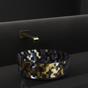 Karim Rashid projektuje umywalki z Glass Design
