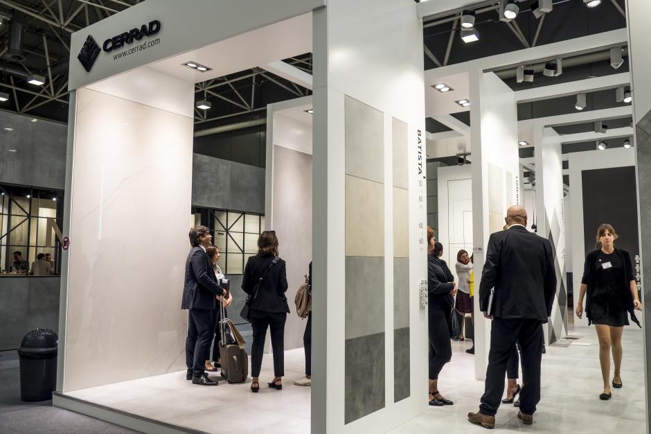 Cersaie 2017: zobacz stoisko i nowości firmy Cerrad