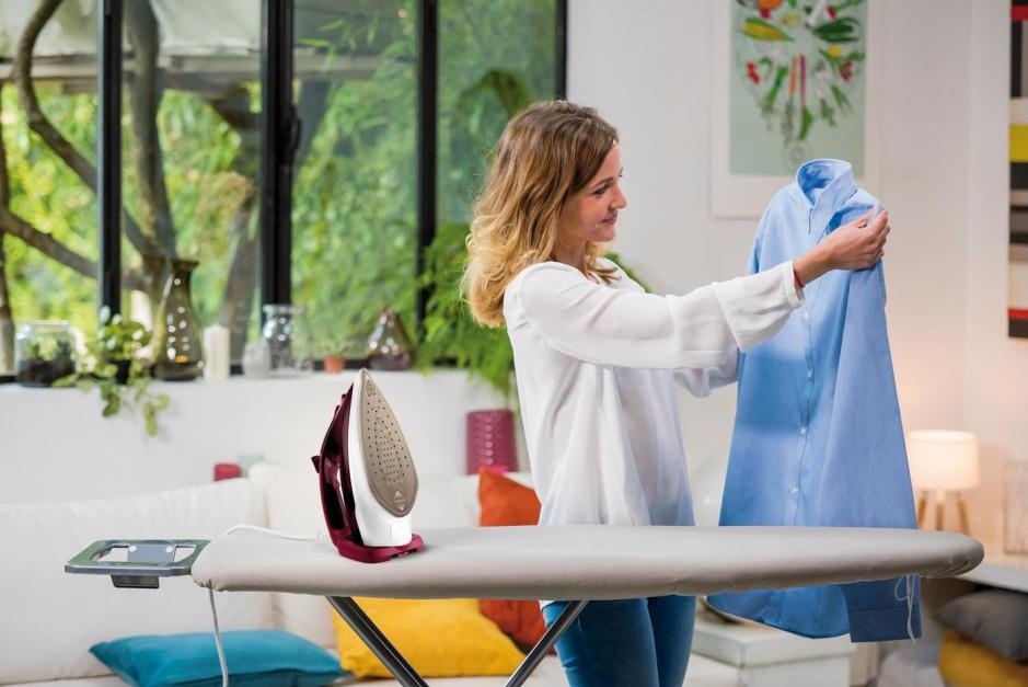 Idealnie wyprasowane ubrania: postaw na parę wodną